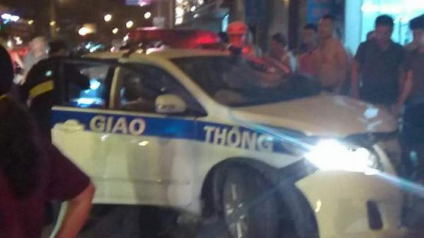 Công an Quảng Ninh thông tin về vụ va chạm liên hoàn với xe CSGT, một quân nhân tử vong