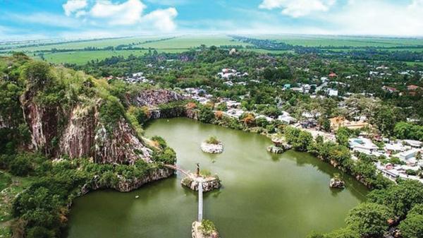 Thoại Sơn (An Giang): Đầu tư 90 tỷ đồng xây dựng công trình phát triển du lịch