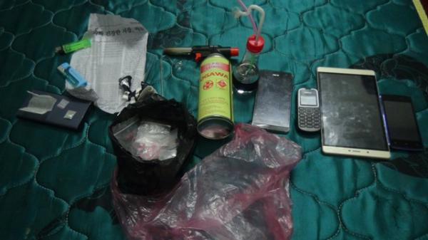 Đồng Tháp: Bắt nhóm thanh niên tàng trữ ma túy trong nhà nghỉ