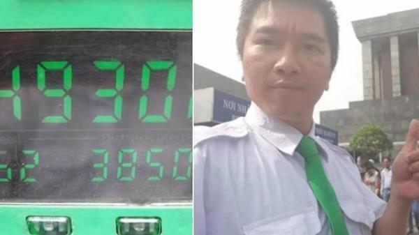 """Vị khách """"dùng cả thanh xuân"""" để đi taxi, khứ hồi An Giang - Hà Nội tổng hóa đơn lên tới gần 50 triệu đồng"""