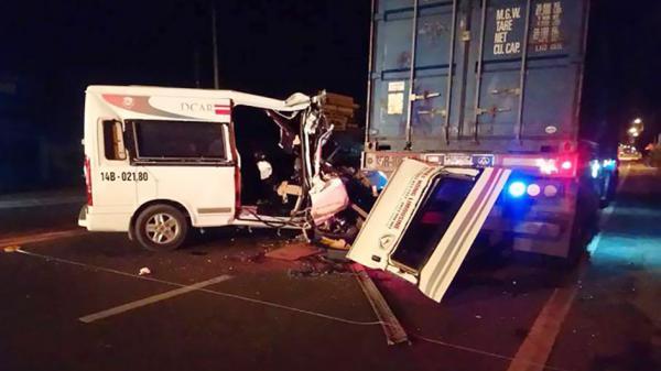Quảng Ninh: 2 ngày xảy ra 2 vụ tai nạn giao thông nghiêm trọng