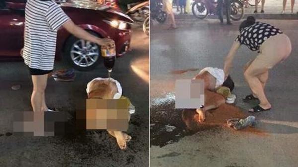 Vụ người phụ nữ bị hành hung, làm nhục đổ nước mắm, ớt bột lên người: Chồng nạn nhân nói gì?