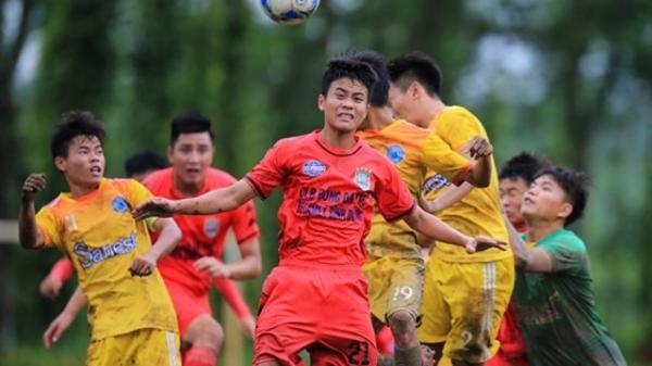 Đội bóng An Giang giành vé dự VCK U17 Quốc gia 2018
