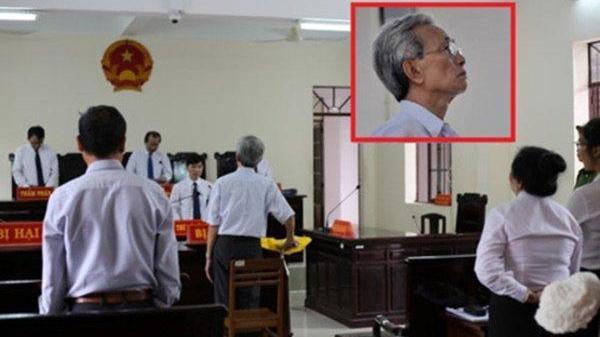 Hôm nay (18/6) bị cáo Nguyễn Khắc Thủy đã chủ động đi thi hành án nhưng… vẫn kêu oan
