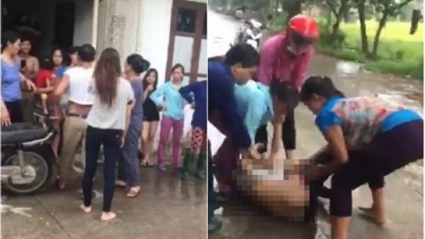 Đánh ghen, lột quần ở Bắc Ninh: Nạn nhân đã có chồng