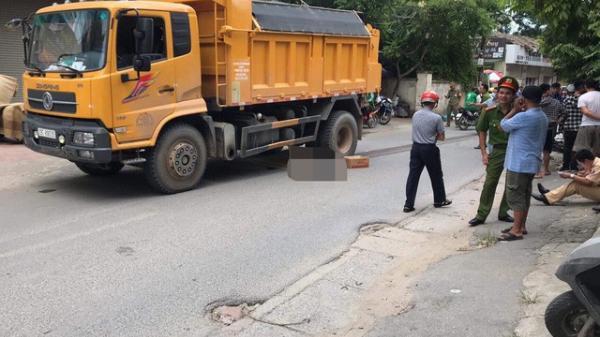 Nam thanh niên t.ử v.o.n.g thương tâm khi bị xe tải kéo lê dưới gầm gần 20 mét