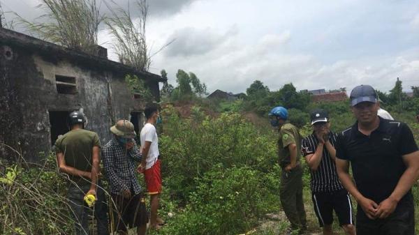 Quảng Ninh: PHÁT HIỆN t.h.i t.h.ể người đàn ông bốc mùi trong khu nhà tạm giam bỏ hoang