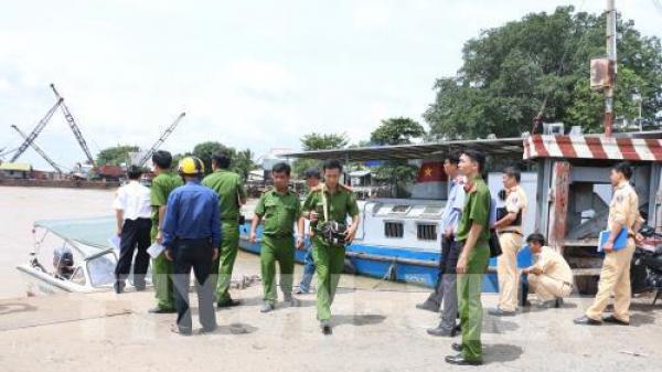 NÓNG: Đã tìm thấy th.i th.ể Đại úy công an mất tích trong vụ tai nạn đường thủy tại An Giang