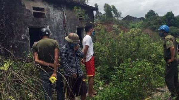 Quảng Ninh: Hé lộ nguyên nhân người đàn ông c.h.ế.t trong ngôi nhà hoang