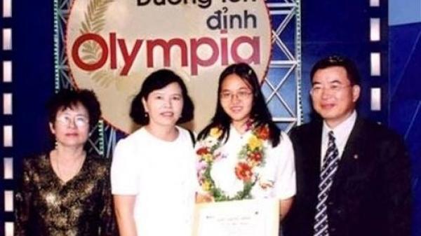 Cô gái Vĩnh Long là một trong 5 thí sinh đã làm nên kì tích trong chương trình 'Đường lên đỉnh Olympia'