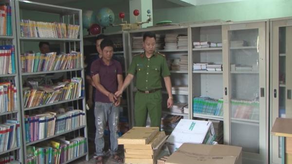 Quảng Ninh: Trộm cắp tài sản trị giá gần nửa tỷ tại trường học