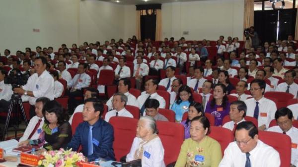 Khai mạc hội nghị sơ kết giữa nhiệm kỳ Đại hội Đảng bộ tỉnh lần thứ XV