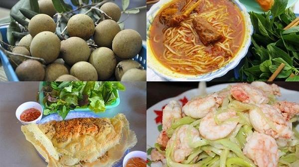 10 món ăn hấp dẫn ở quê hương công tử Bạc Liêu