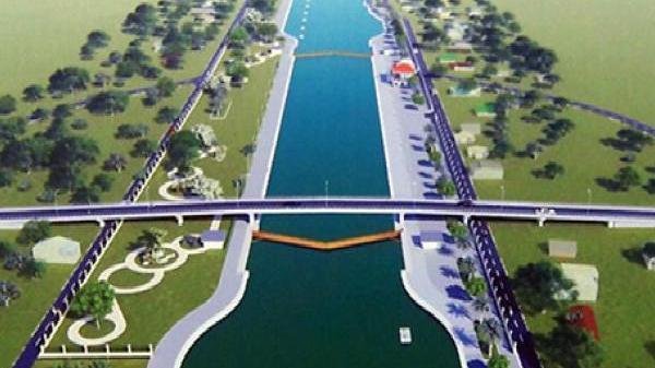 HOT: Miền Tây sắp có cống âu thuyền điều tiết nước mặn, ngọt với tổng vốn đầu tư 360 tỷ đồng