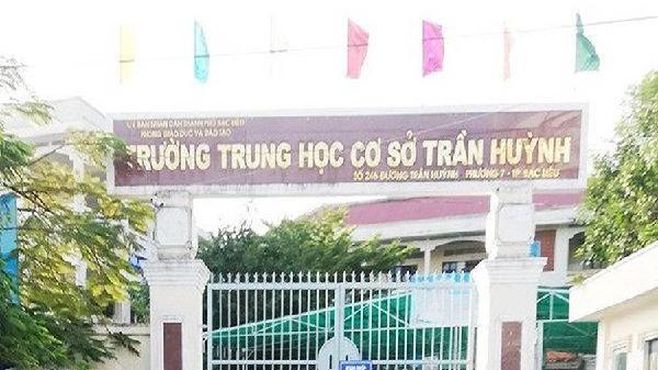 Mắng thầy giáo 'dậy sóng' ở Bạc Liêu, chồng thay vợ đến xin lỗi