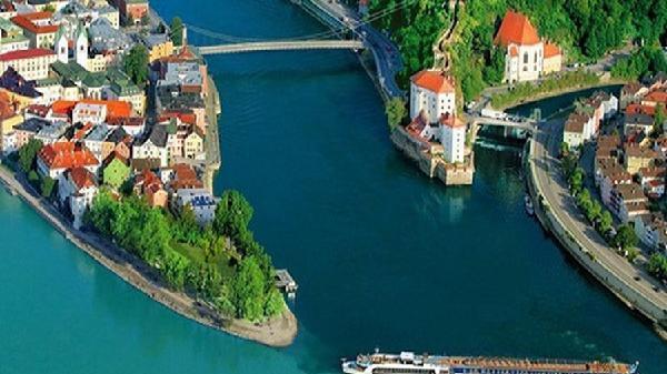 Chiêm ngưỡng những dòng sông huyền bí nhất thế giới