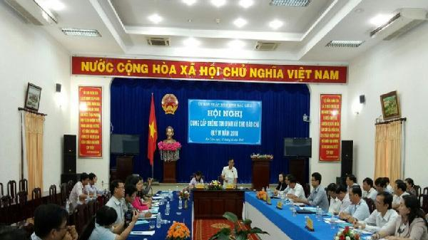 Chủ tịch Bạc Liêu: Tiếp tục sáp nhập các Sở đã có quyết định
