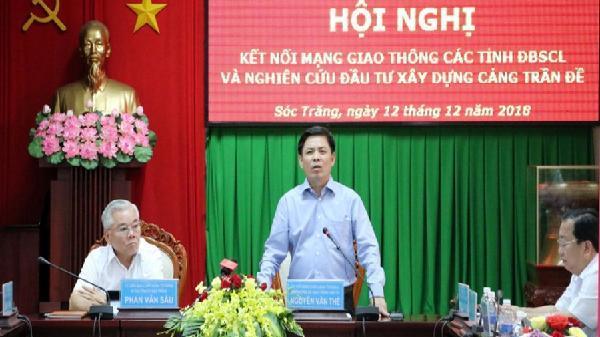 Cần một cảng lớn 'cứu' hàng hóa 13 tỉnh Đồng bằng sông Cửu Long