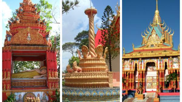 Về Bạc Liêu, vãn cảnh ở những ngôi chùa Khmer vừa độc đáo, vừa giàu giá trị văn hóa (P.1)