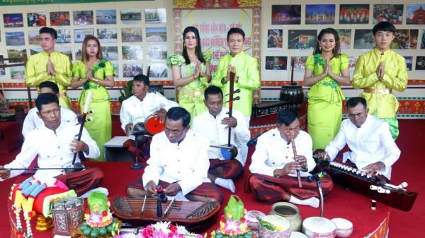 Đặc sắc không gian văn hóa Khmer Nam bộ trong ngày hội VH-TT&DL diễn ra tại Bạc Liêu