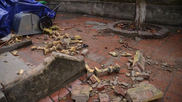 Bắc Ninh: Học sinh bị thương nặng khi sập lan can có thể gặp chứng thần kinh