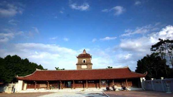 Sai, chùa Dâu được xây dựng sớm nhất Việt Nam
