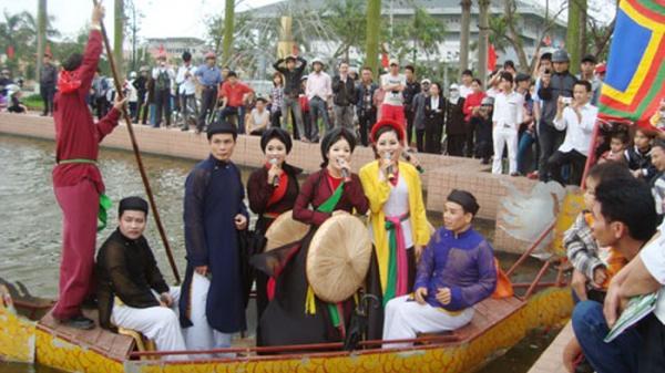 Sai, dân ca quan họ Bắc Ninh là di sản văn hoá của thế giới