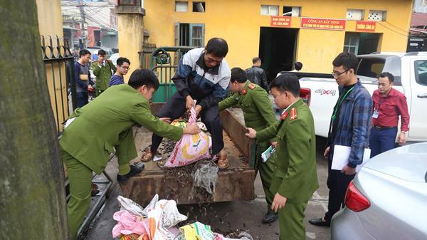 Chủ phế liệu vụ nổ ở Bắc Ninh mua đầu đạn từ quân đội