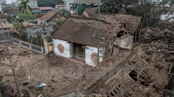 Bắc Ninh: Thêm một lời cảnh báo từ thôn Quan Độ