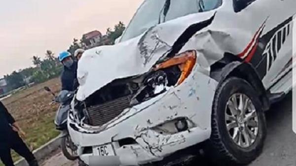 Tài xế xe bán tải tông 2 nữ sinh lớp 9 tử vong rồi bỏ chạy, tiếp tục gây tai nạn liên hoàn trên đường