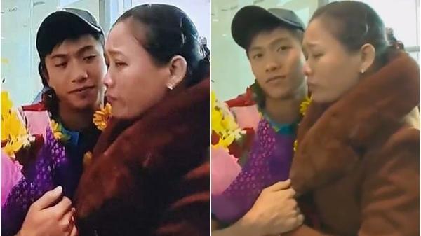 Sự thật đằng sau bức ảnh lặng lẽ đứng 1 góc ôm mẹ của Phan Văn Đức, hóa ra ai cũng hiểu lầm hết