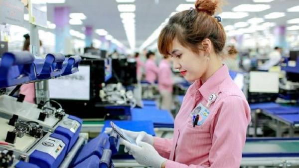 Năm 2017, Samsung Display Việt Nam ước lãi 1 tỷ USD