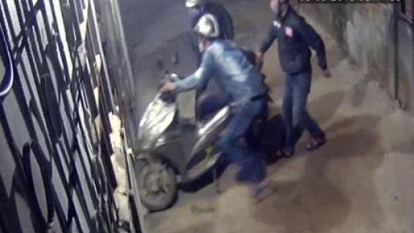 Bắc Ninh: Đột nhập nhà dân trộm xe máy