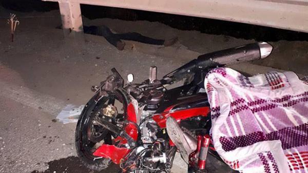 Exciter đấu đầu ôtô khách mang BKS Bắc Ninh, 3 thanh niên thiệt mạng