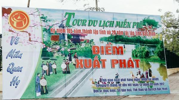 HOT: Vi vu tất cả các điểm du lịch nổi tiếng ở Bắc Ninh với giá 0 đồng, có hướng dẫn viên du lịch hoàn toàn free