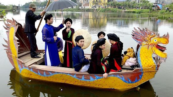 Điểm danh những lễ hội nổi tiếng Bắc Ninh nhất định phải đi dịp đầu xuân