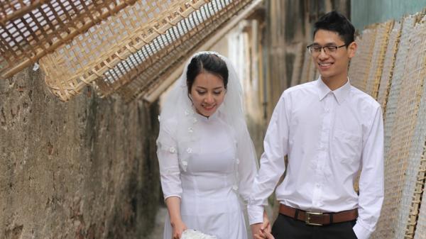 Dân mạng phát sốt với clip đám cưới 'Mình cưới nhau đi' siêu vui nhộn của chú rể Bắc Ninh và cô dâu xinh đẹp!