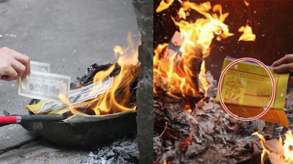 Giáo hội Phật giáo Việt Nam đề nghị loại bỏ tục đốt vàng mã
