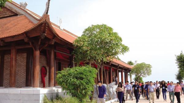 Đầu năm hành hương về chùa Dạm, kho báu di sản trên mảnh đất Bắc Ninh