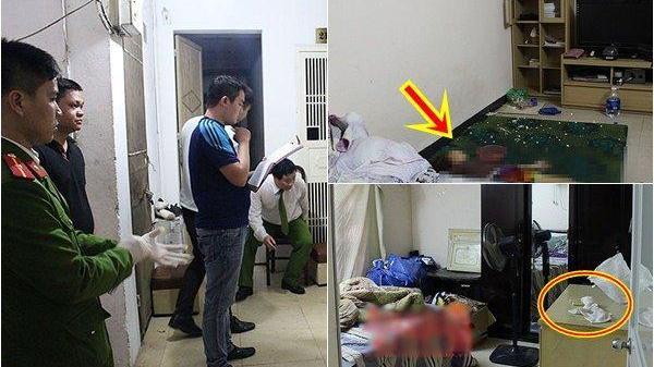 Cận cảnh hiện trường vụ án cô gái tử vong nghi bị ca sĩ Châu Việt Cường nhét tỏi vào miệng