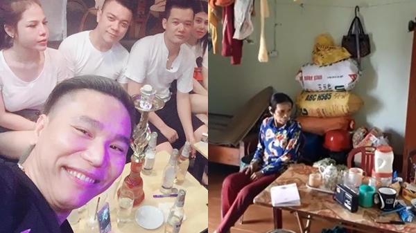 Châu Việt Cường ăn chơi bạt mạng, nhìn cảnh mẹ già ở quê ai cũng xót xa