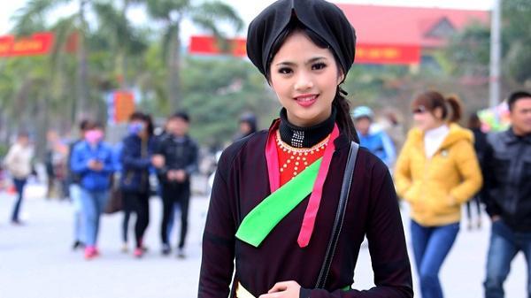 Say lòng vẻ đẹp người con gái Kinh Bắc