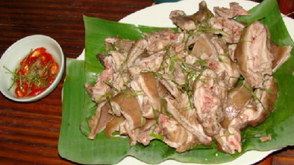 Đặc sản thịt chuột ở Đình Bảng