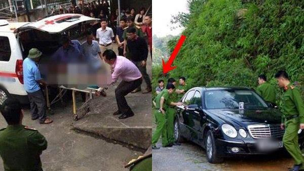 Vụ 3 người chết trong 1 gia đình: Manh mối từ chiếc xe tiền tỷ bên đường