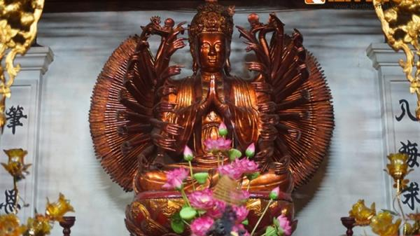 Cái nhất trong các tượng Phật Bảo vật quốc gia Việt Nam