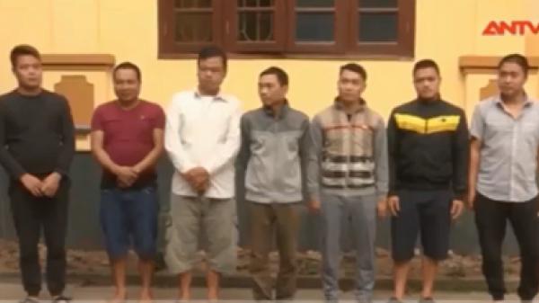 Bắc Ninh: Khởi tố 10 đối tượng đánh bạc