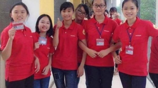 Khâm phục nghị lực phi thường của cô học trò nghèo Bắc Ninh