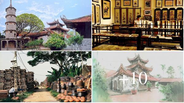 Check-in ngay 6 địa điểm du lịch HOT nhất Bắc Ninh nhân dịp nghỉ Tết Dương lịch