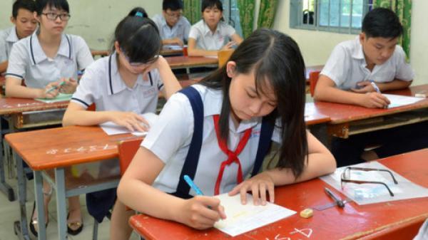 Bắc Ninh: Thông tin chính thức các môn thi vào lớp 10