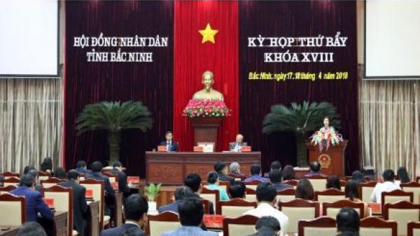 Kiện toàn nhân sự chủ chốt tỉnh Bắc Ninh